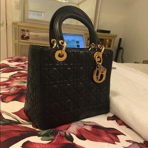 Lady Dior Dior vintage